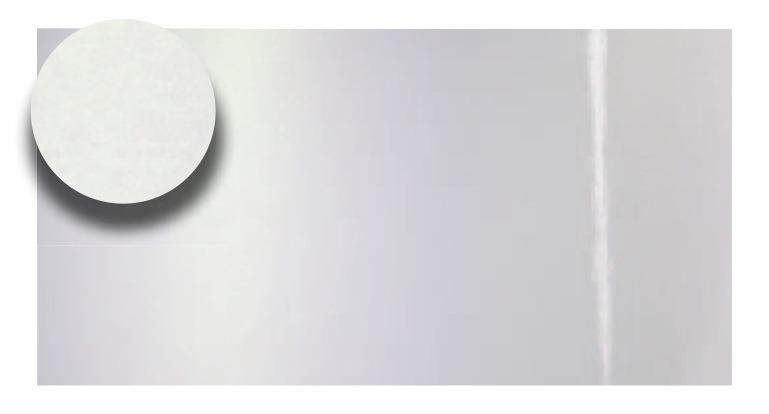 folia biała perła grafiwrap - wylewana